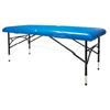 Fabrication Enterprises Aluminum Massage Table Blue FNT 15-3742B