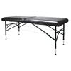 Fabrication Enterprises Aluminum Massage Table Black FNT 15-3742BLK