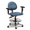 Fabrication Enterprises Clinton, Lab Chair Tilting Seat, Arms FNT 15-4480