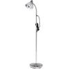 Fabrication Enterprises Clinton, Gooseneck Lamp, Chrome Finish FNT 15-4485