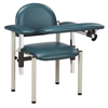 Fabrication Enterprises Clinton, SC Series Phlebotomy Chair, Padded Arms FNT 15-4512