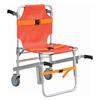 Fabrication Enterprises Stair Chair-2 Wheel-Orange FNT 16-1901