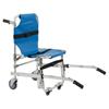 Fabrication Enterprises Stair Chair-4 Wheel-Blue FNT 16-1903