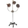 Fabrication Enterprises Infra-red (IR) Lamp - 3-head with timer (525 watt) FNT 18-1143