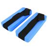 Fabrication Enterprises CanDo® Ankle Cuffs, Pair, Blue FNT 20-4040B