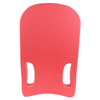 Fabrication Enterprises Deluxe Kickboard with 2 Hand Cut-Outs - Red FNT20-4111R