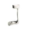 Fabrication Enterprises Drop-Foot Brace, Polypropylene, Right, Medium M 6-8 FNT 24-1601R