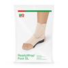 Fabrication Enterprises ReadyWrap Foot SL, Regular, Right Foot, Beige, Small FNT 24-2061