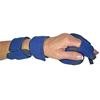 Fabrication Enterprises Comfy Splints, Comfyprene Hand Separate Finger Splint, Adult, Dark Blue, Right FNT 24-3320R