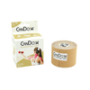 Fabrication Enterprises CanDo® Kinesiology Tape, 2 x 16.5 ft, Beige, 1 Roll FNT 24-4850