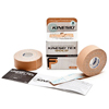 Fabrication Enterprises Kinesio® Tape, Tex Gold Fp, 1 x 5.5 Yds, Beige, 6 Pkg of 2 Rolls FNT 24-4875-12