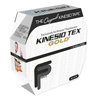 Fabrication Enterprises Kinesio® Tape, Tex Gold Fp, 2 x 34 Yds, Black, Bulk Roll FNT 24-4883