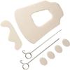 Fabrication Enterprises Radial Wrist Extension Splint, large FNT 24-5927