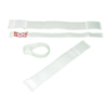 "Rehabilitation: Fabrication Enterprises - D-Ring Strap with Non Adhesive Hook, 2"" x 18"", 10 Each"