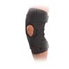 Fabrication Enterprises Mueller® Wraparound Knee Brace Deluxe, Black, Large FNT 24-9302