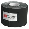 Fabrication Enterprises 3B Tape, 2 x 16.5 Ft, Black, Latex-Free FNT 25-3661
