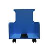 Fabrication Enterprises Skillbuilders® 2-Piece Mobile Floor Sitter, Wood Base Only, Large FNT 30-1097