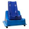 Fabrication Enterprises Skillbuilders® 3-Piece Mobile Floor Sitter, Small FNT 30-1090