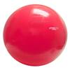 """Rehabilitation: Fabrication Enterprises - PhysioGymnic™ Inflatable Exercise Ball - Red - 38"""" (95 cm)"""