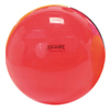 Fabrication Enterprises PhysioGymnic™ Inflatable Exercise Ball - Red - 30 (75 cm) FNT 30-1709