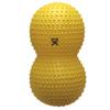 Fabrication Enterprises CanDo® Inflatable Exercise Sensi-Saddle Roll - Yellow - 16 Dia x 35 L (40 cm Dia cm x 90 cm L) FNT 30-1735