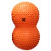 Fabrication Enterprises CanDo® Inflatable Exercise Sensi-Saddle Roll - Orange - 20 Dia x 39 L (50 cm Dia x 100 cm L) FNT 30-1736