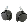 Rehabilitation: Fabrication Enterprises - Locking Casters for CanDo® Ball Chair