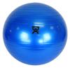 "Rehabilitation: Fabrication Enterprises - CanDo® Inflatable Exercise Ball - Blue - 42"" (105 cm)"