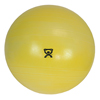 Fabrication Enterprises CanDo® Inflatable Exercise Ball - Extra Thick - Yellow - 18 (45 cm) FNT 30-1851