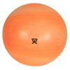 """Rehabilitation: Fabrication Enterprises - CanDo® Inflatable Exercise Ball - Extra Thick - Orange - 22"""" (55 cm)"""