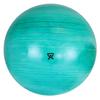 "Rehabilitation: Fabrication Enterprises - CanDo® Inflatable Exercise Ball - Extra Thick - Green - 26"" (65 cm)"