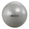 """Rehabilitation: Fabrication Enterprises - Thera-Band® Inflatable Exercise Ball - Pro Series SCP™ - Silver - 34"""" (85 cm)"""