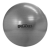 Fabrication Enterprises Thera-Band® Inflatable Exercise Ball - Standard - Silver - 34 (85 cm) FNT 30-1885
