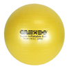 "Rehabilitation: Fabrication Enterprises - CanDo® Inflatable Exercise Ball - Super Thick - Yellow - 18"" (45 cm)"