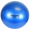 "Rehabilitation: Fabrication Enterprises - CanDo® Inflatable Exercise Ball - Super Thick - Blue - 34"" (85 cm)"