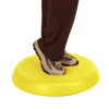 "Extension Kits 2.5 Foot: Fabrication Enterprises - CanDo® Aerobic Pad - Yellow - 20"" Diameter"