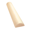 "Needles Syringes Spinal Needles: Fabrication Enterprises - CanDo® Foam Roller - Antimicrobial - Beige PE Foam - 6"" x 12"" - Half-Round"