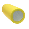 "Rehabilitation: Fabrication Enterprises - CanDo® 2-Layer Round Foam Roller - 6"" x 30"" - Yellow - x-Soft"