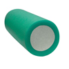 "Rehabilitation: Fabrication Enterprises - CanDo® 2-Layer Round Foam Roller - 6"" x 15"" - Green - Medium"