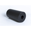"Clean and Green: Fabrication Enterprises - Blackroll® Standard, 12"" X 6"" Roll, Black"
