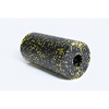 "Clean and Green: Fabrication Enterprises - Blackroll® Standard, 12"" X 6"" Roll, Black/Yellow"