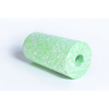 "Clean and Green: Fabrication Enterprises - Blackroll® Med, 12"" X 6"" Roll, White/Green"