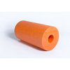 "Clean and Green: Fabrication Enterprises - Blackroll® Pro, 12"" X 6"" Roll, Orange"