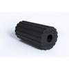 "Clean and Green: Fabrication Enterprises - Blackroll® Groove Standard, 12"" X 6"" Roll, Black"