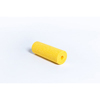"Clean and Green: Fabrication Enterprises - Blackroll® Mini, 6"" X 2"", Yellow"