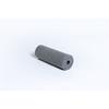 "Clean and Green: Fabrication Enterprises - Blackroll® Mini, 6"" X 2"", Grey"