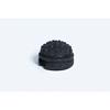 "Clean and Green: Fabrication Enterprises - Blackroll® Twister, 3"" X 2"", Black"