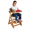 Seating and Positioning Positioning Seat Accessories: Fabrication Enterprises - Special Tomato® Height Right™ Chair