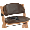 Seating and Positioning Positioning Seat Accessories: Fabrication Enterprises - Special Tomato® Soft-Touch™ - Seat Liner - Size 1 - Brown