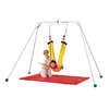 Fabrication Enterprises Tumble Forms® Vestibulator, accessory, frame  with rope and ascender only FNT 30-3602